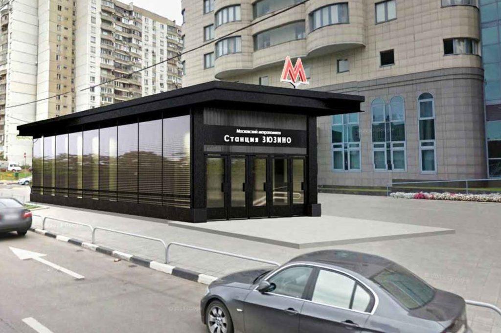 Станция БКЛ «Зюзино» откроется для пассажиров в 2021 году